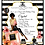 Thumbnail: African American Boss Lady Chanel Birthday Party Invitation (sold in sets of 10)
