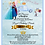 Thumbnail: Princess Elsa & Anna Drive-By Birthday Party Invitation (sold in sets of 10)