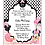 Thumbnail: Pink Minnie Mouse Baby Shower Invitation