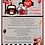 Thumbnail: Betty Boop Sock Hop Drive-Thu Birthday Party Invitation (sold in sets of 10) s