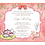 Thumbnail: #2 Tea Party Baby Shower Invitation