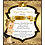Thumbnail: Golden Blonde Little Princess Baby Shower Invitations (sold in sets of 10)
