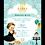 Thumbnail: Breakfast at Tiffany Girl's Birthday Invitation (sold in sets of 10)