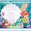 Thumbnail: Little Mermaid Baby Shower Invitation