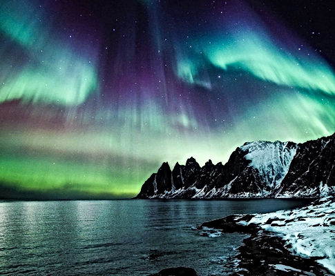 Alaska Iceland Northern Lights Vacation