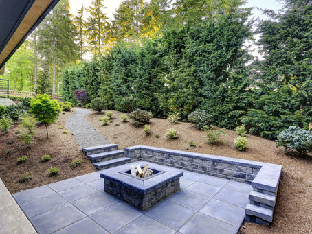 Essex, CT | Outdoor Fire Pits & Fireplaces | Masonry Near Me | Stone Patios