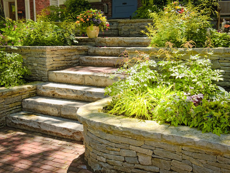 Clinton, CT | Stone Retaining Wall Construction | Block Walls | Best Masonry Contractor Near Me
