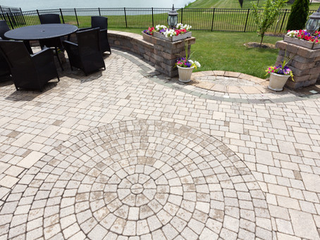 Old Saybrook, CT – Brick and Stone Patios, Walks, and Steps | Best Masonry Contractor