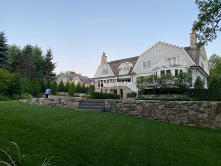 Madison, CT | Retaining Wall Contractors Near Me | Best Stone Wall Builders
