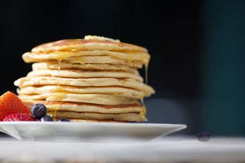 2 Ingredient Banana Egg Pancake Recipe
