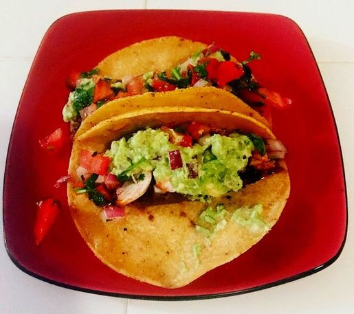 Gluten Free BBQ Chicken Taco Recipe