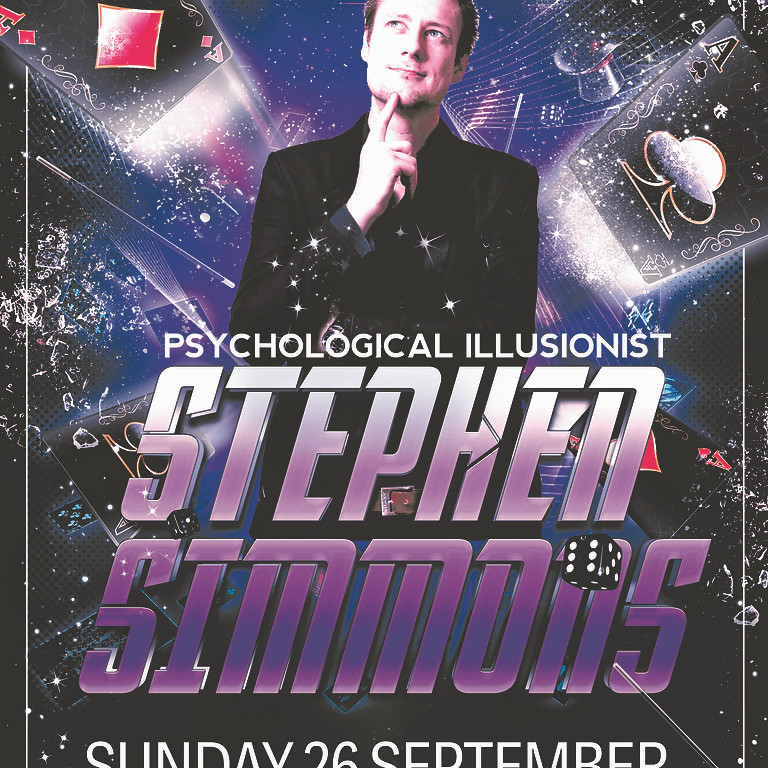 Stephen Simmons - Psychological Illusionist