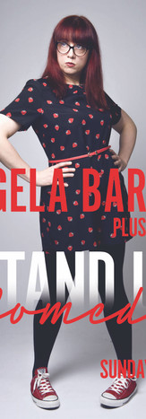Angela Barnes Comedy Club