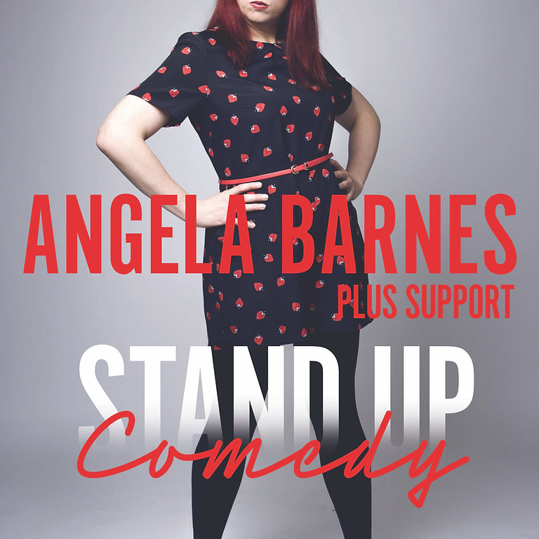 Comedy Club with Angela Barnes