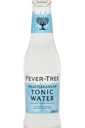 Fever-Tree Mediterranean Tonic (200ml)