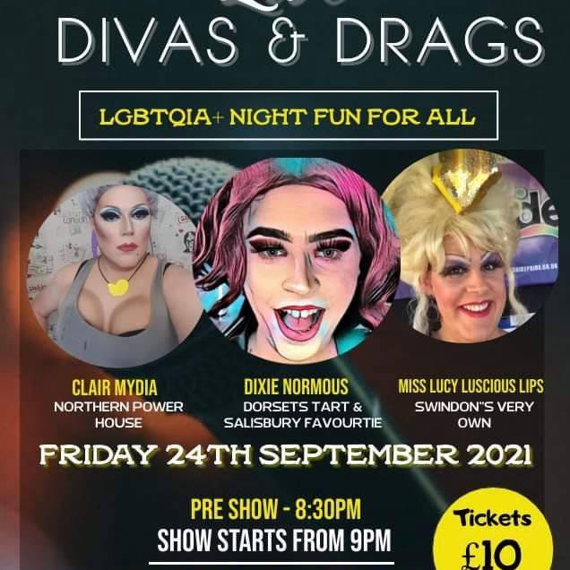 Divas & Drags LGBTQIA+