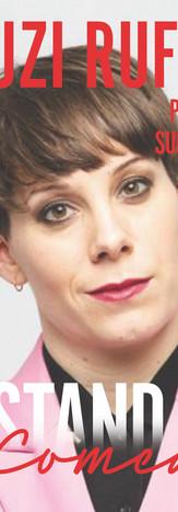 Suzi Ruffell Comedy Club