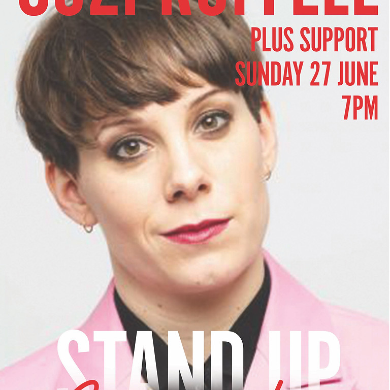 Comedy Club with  Suzi Ruffle