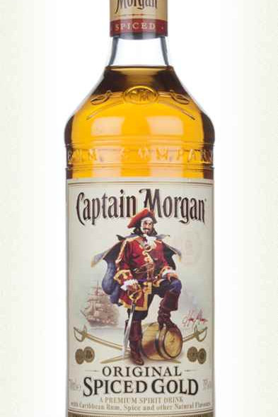 Captain Morgan Spiced Rum (70cl)