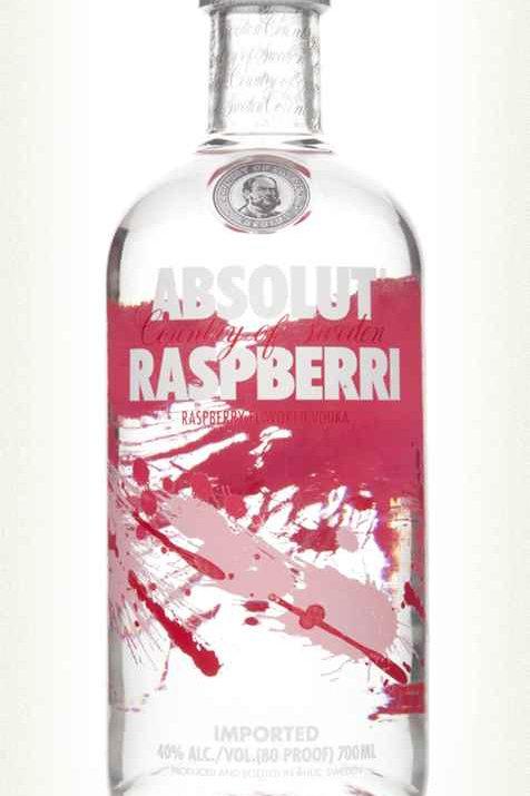 Absolut Raspberri (70cl)