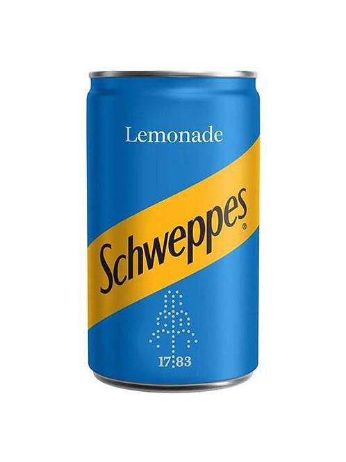 Schweppes Lemonade (330ml)