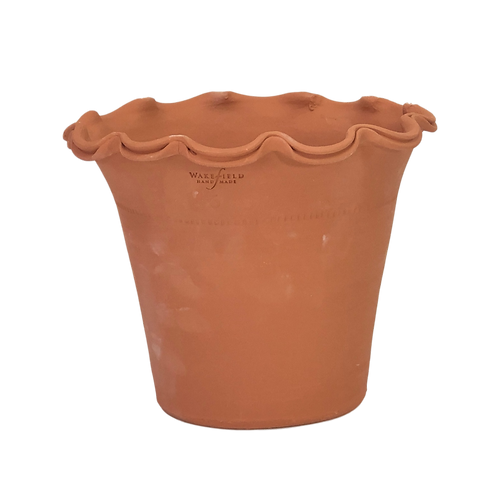 #4 Scalloped Full Pot