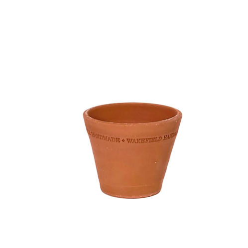 #1/2 English Work Pot, Red Terracotta, Set of 4