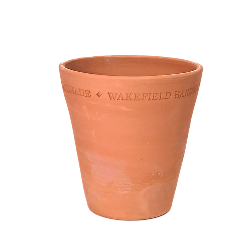 #2 English Work Pot, Red Terracotta, Sets