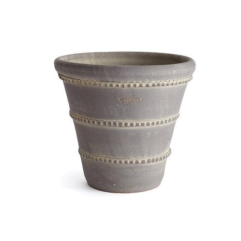#10 Oldham Pot, Slate Gray Finish, Set of 2