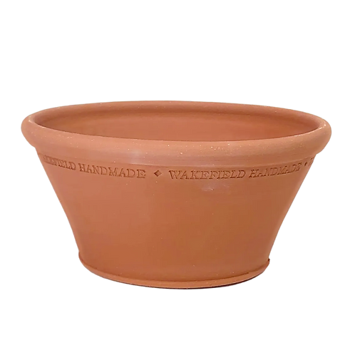 #6 Seed Pan, Red Terracotta