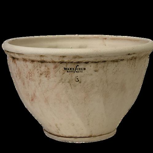 #6 Spiral Faceted Bowl