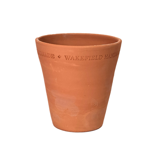 #3 English Work Pot, Red Terracotta, Sets