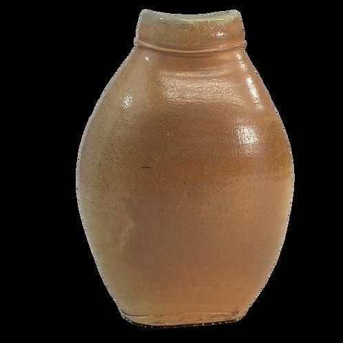 Soda Fired Altered Vase