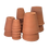 Thumbnail: #4 English Work Pot, Red Terracotta, Sets