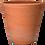 Thumbnail: #6 English Work Pot, Red Terracotta, Single or Sets