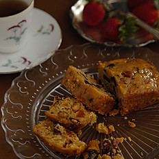 Fruitful butter cake