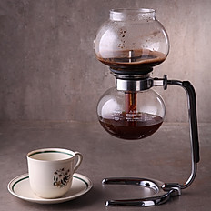 Siphon coffee