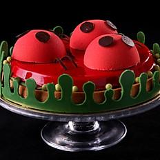 Ladybugs tart