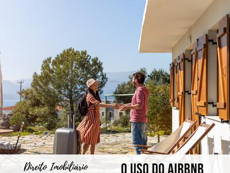 Como o condomínio deve lidar com o uso do Airbnb?