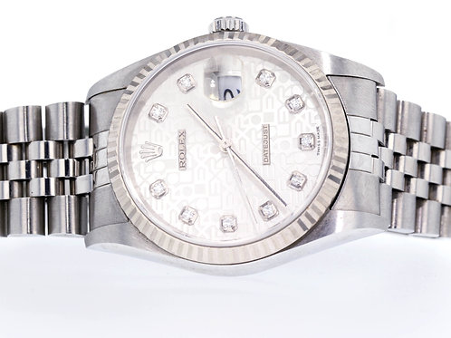 2002 Datejust Rolex