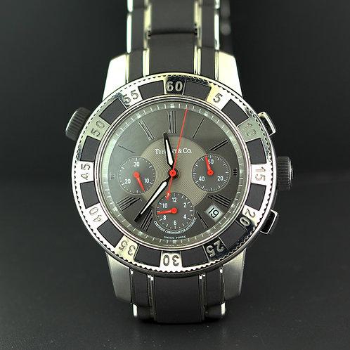 Gray Tiffany Co. Watch