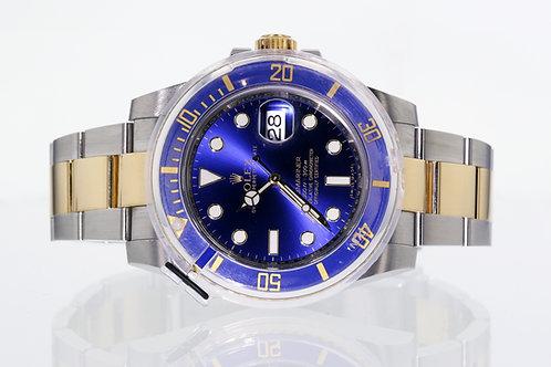 2015 Two Tone Submariner Rolex