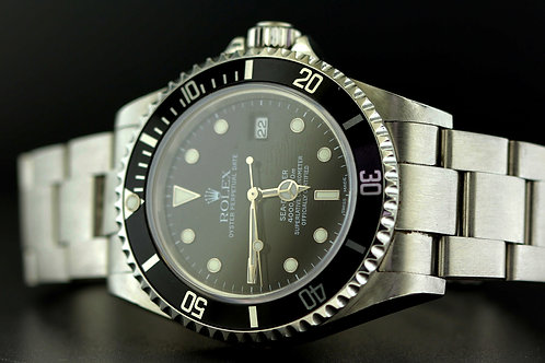 2004 Seadweller Rolex