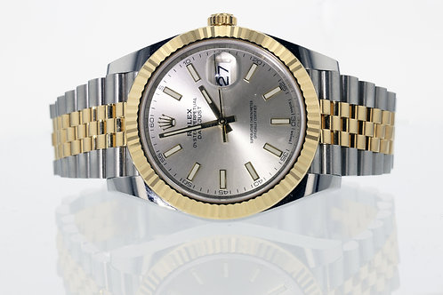 2018 Two Tone Datejust Rolex