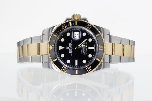 2014 Two Tone Submariner Rolex