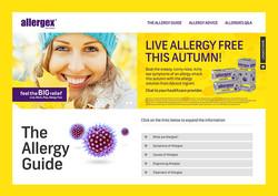Allergex (Website)