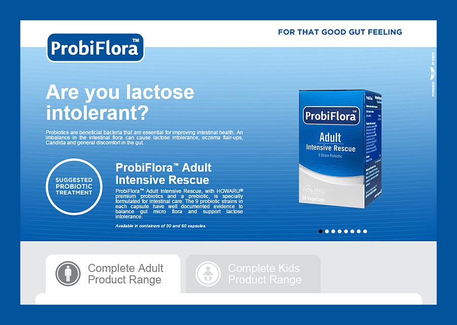 ProbiFlora (Website)
