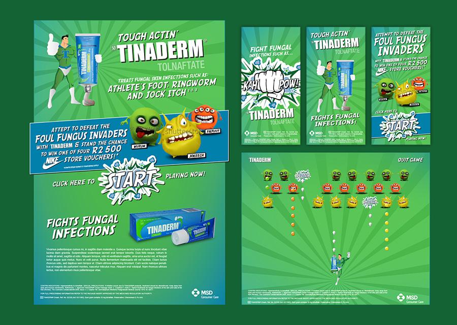 Tinaderm (Multi-platform)