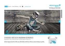 Adcock Ingram Generics (Website)