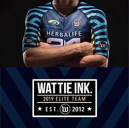 Had our 2019 ELITE TEAM Wattie Ink. Kit